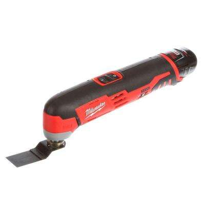 M12 12-Volt Lithium-Ion Cordless Multi-Tool 2-Battery Kit