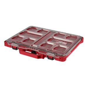 Milwaukee Packout 10 Compartment Low Profile Small Parts