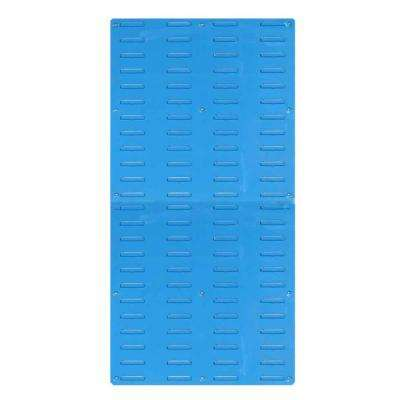 48 in. W x 24 in. H Louvered Panel