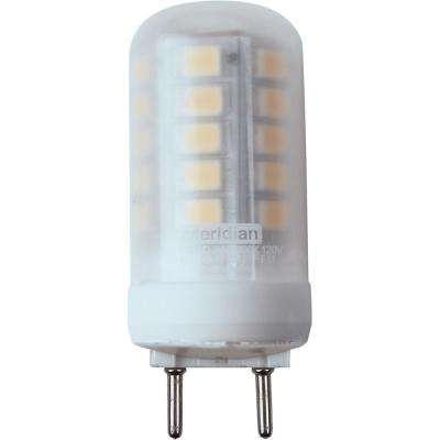 25-Watt Equivalent Bright White T5 G8.6 Base LED Light Bulb