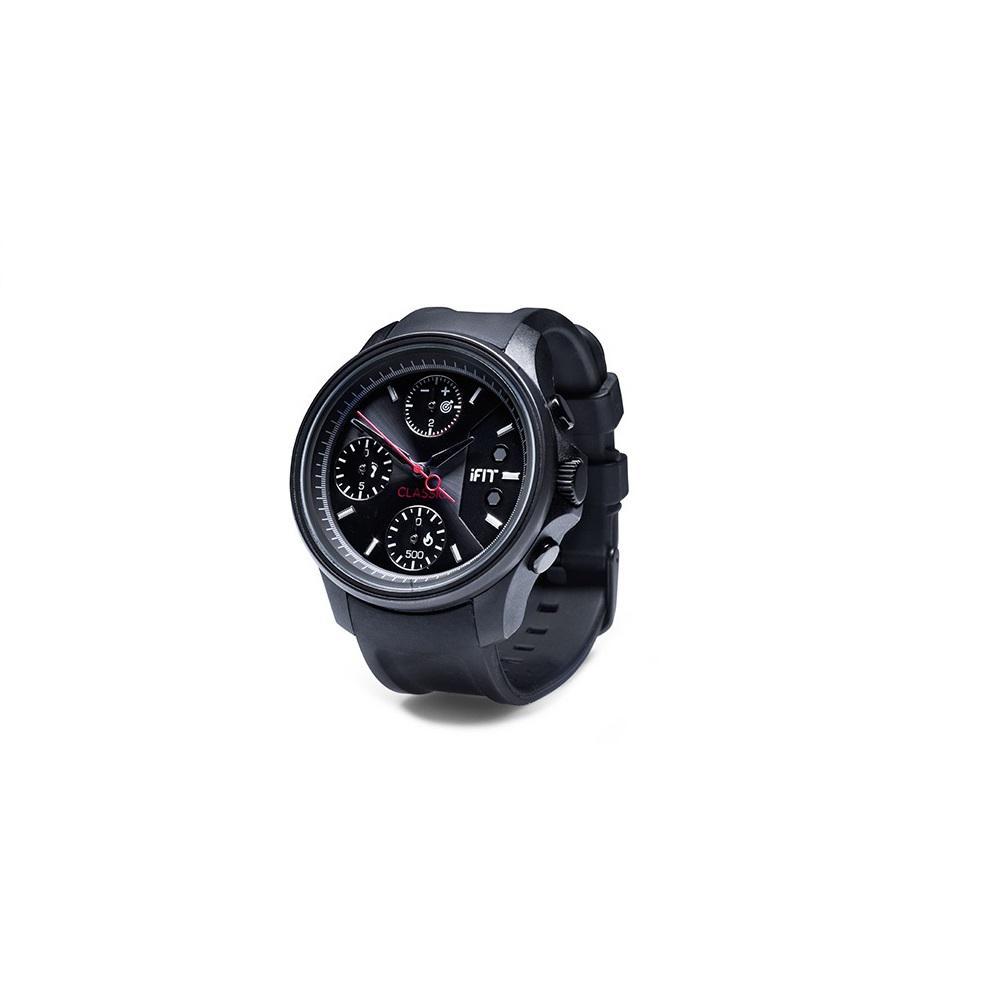 CLASSIC Graphite Fitness Watch