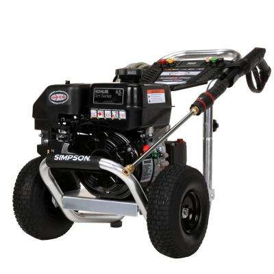Aluminum Series 3200 PSI 2.5 GPM Gas Pressure Washer Powered by KOHLER