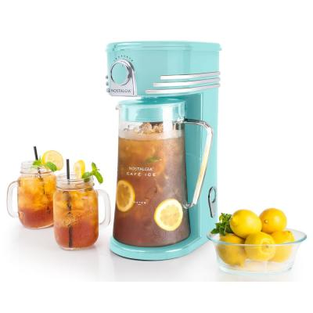 12-Cup Aqua Tea and Ice Coffee Maker