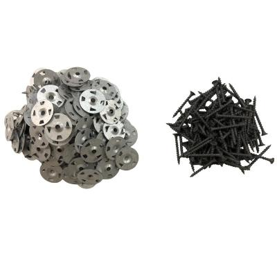 Durabase Backer Board Screw and Washer Pack (240-Piece) for Shower Underlayment