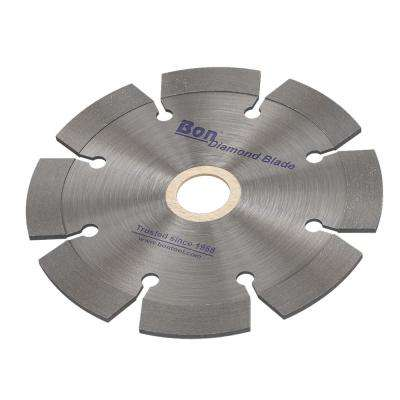 4 in. x 0.08 in. Laser Welded Diamond Blade