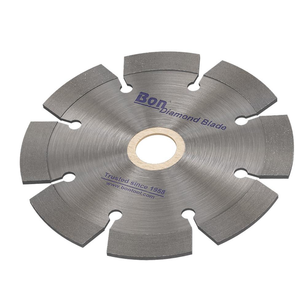 4 in. x 0.08 in. Laser Welded Diamond Blade
