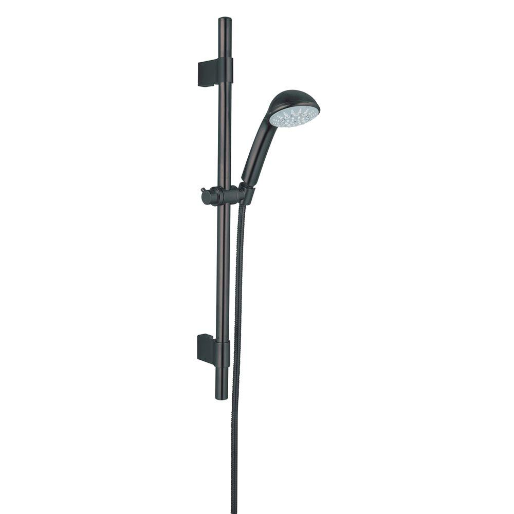 GROHE Relax Ultra 5-Spray Shower Set in Oil Rubbed Bronze-28917ZB0 ...