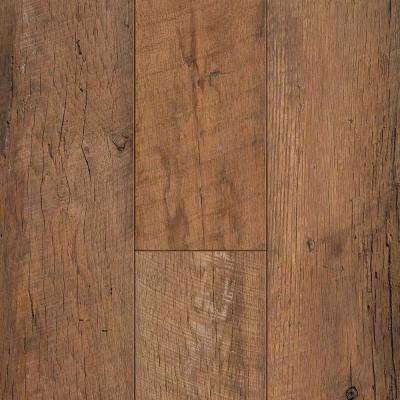 Squamish Oak 4.5 mm Thick x 6.81 in. Wide x 50.79 in. Length Waterproof Laminate Flooring (26.42 sq. ft. / case)
