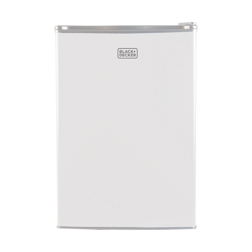 2.5 cu. ft. Mini Refrigerator in White