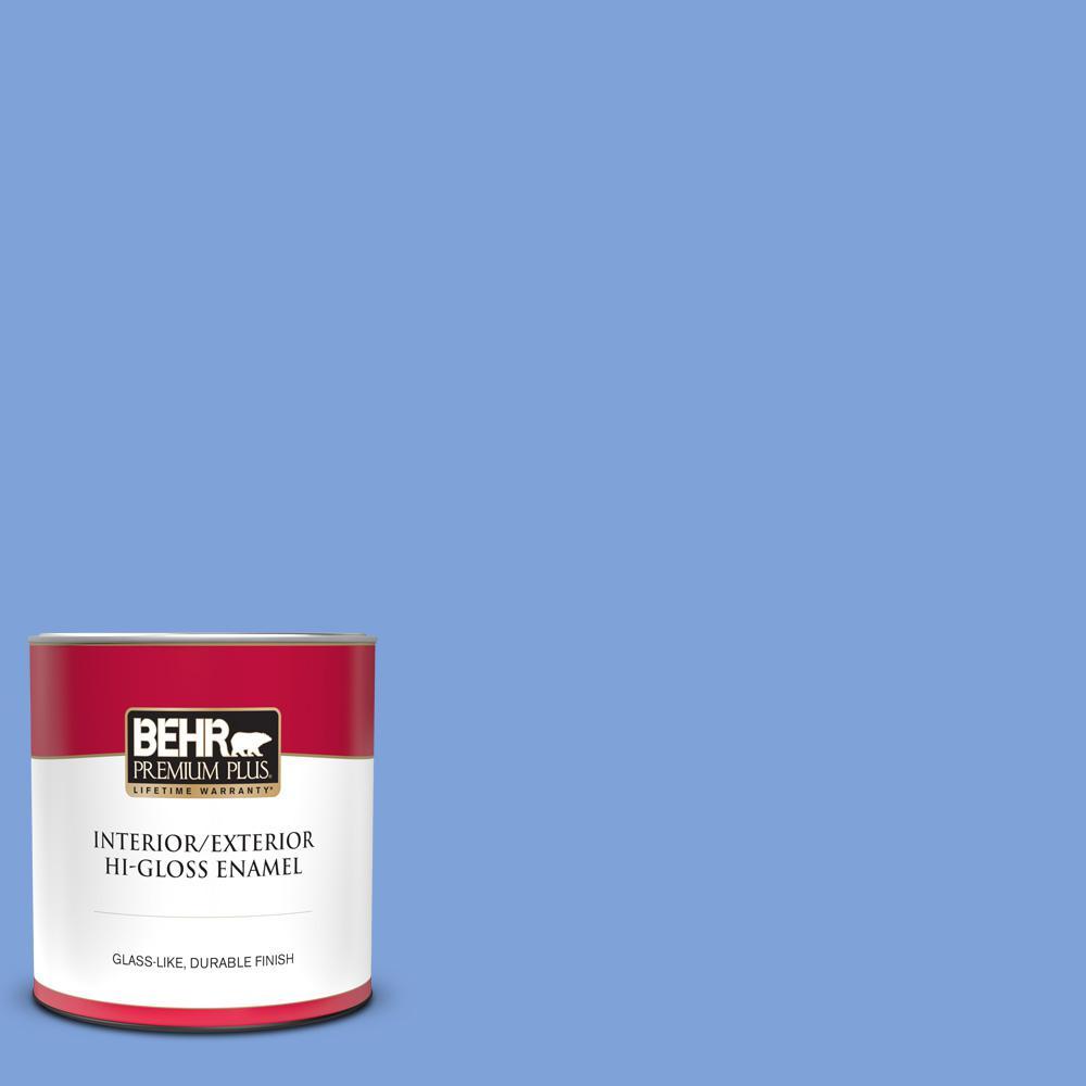 Hi Gloss Enamel Interior Exterior Paint