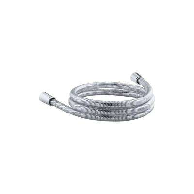 Awaken 60 in. Ribbon Hose in Brushed Nickel