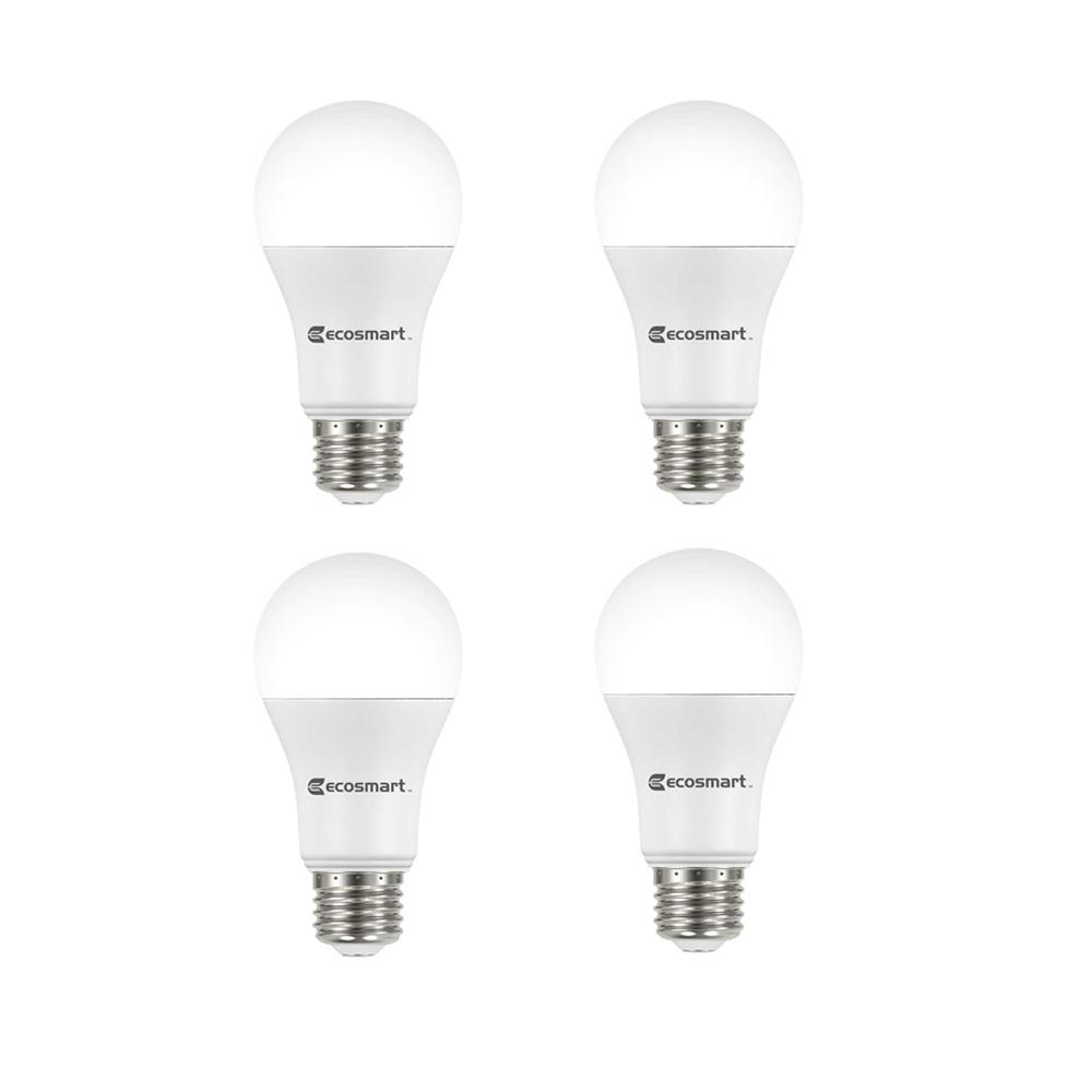 20w Led Bulb A19: Cree Connected 60W Equivalent Soft White A19 Dimmable LED