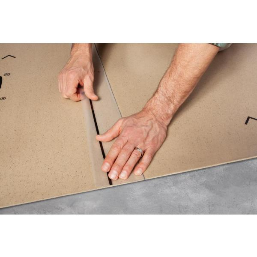 Eco Cork Foam 75 Sq Ft 3 X 25, Paper Underlayment For Laminate Flooring