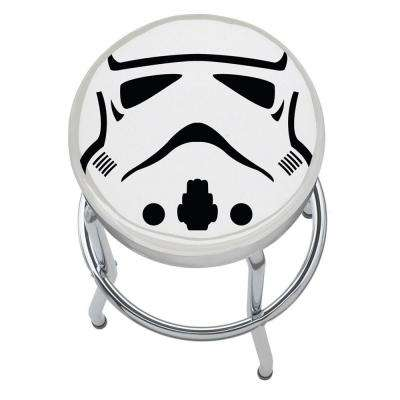 Storm Trooper Garage Stool