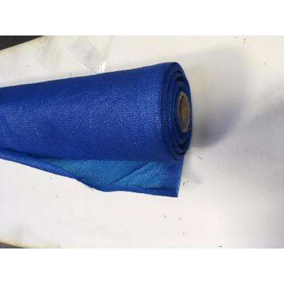 92 in. H x 1800 in. W High Density Polyethylene Royal Blue Privacy/Wind Screen Fencing