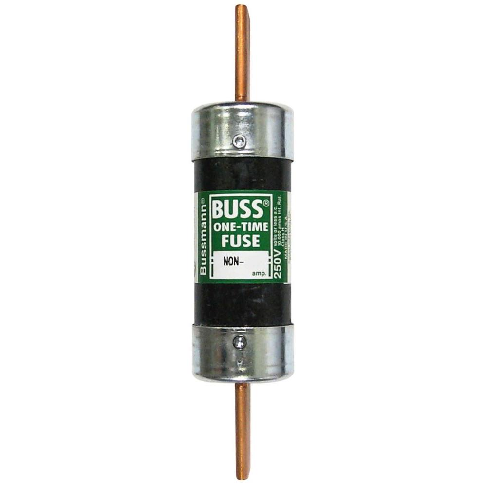 [QMVU_8575]  Cooper Bussmann 200 Amp Brass Fuse Cartridge-NON-200 - The Home Depot | Vintage Fuse Box 200 Amp |  | The Home Depot