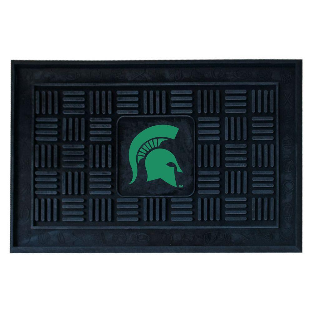 Michigan State University 18 in. x 30 in. Door Mat