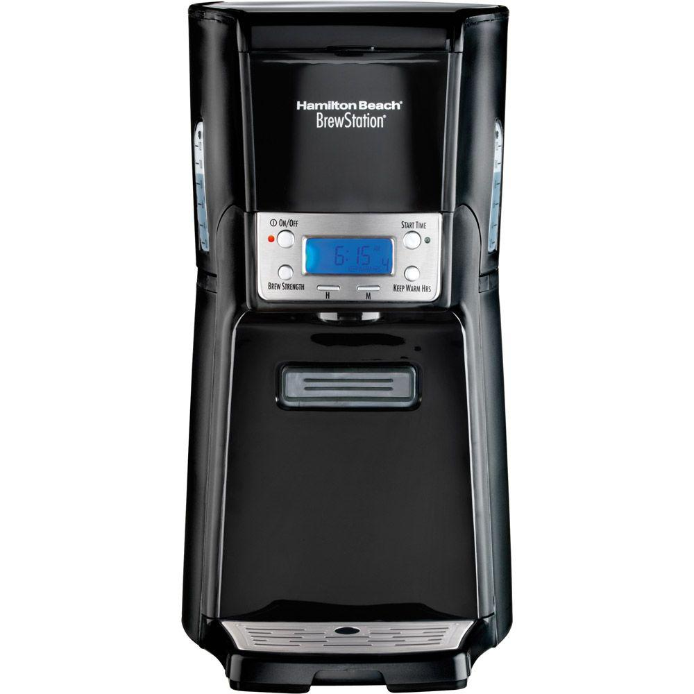 Hamilton Beach BrewStation Summit 12-Cup Dispensing Coffeemaker-DISCONTINUED