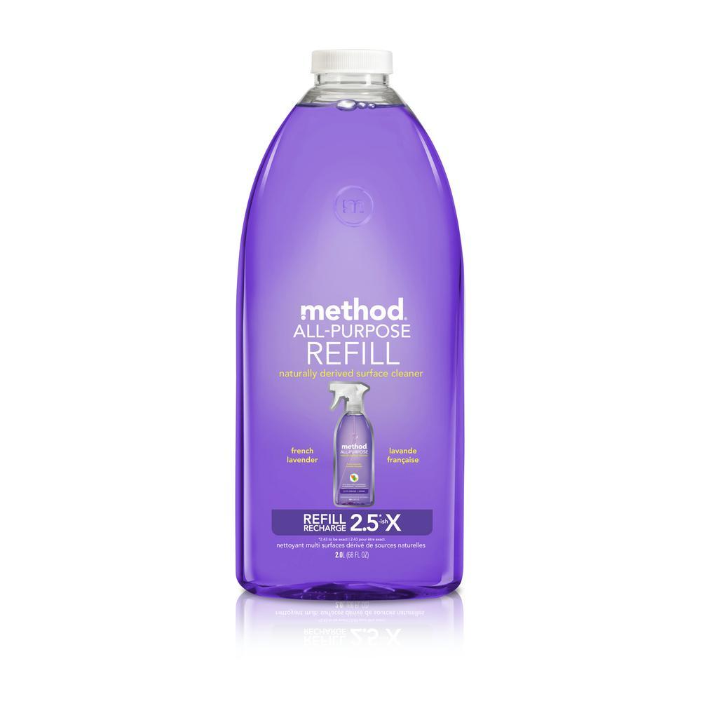 68 oz. Lavender All-Purpose Cleaner Refill