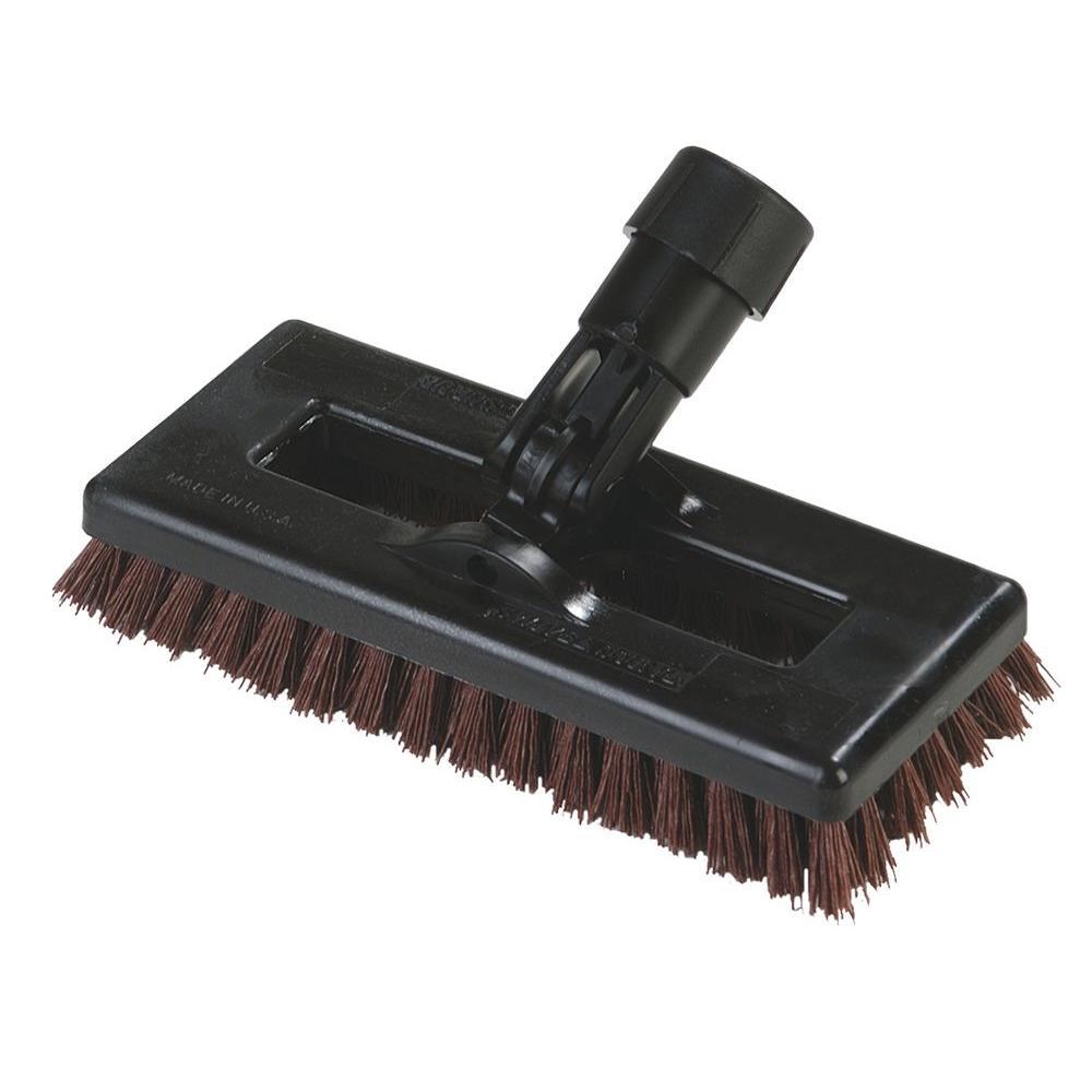 8 in. Heavy-Grit Rust Power Scrub Brush (Case of 12)