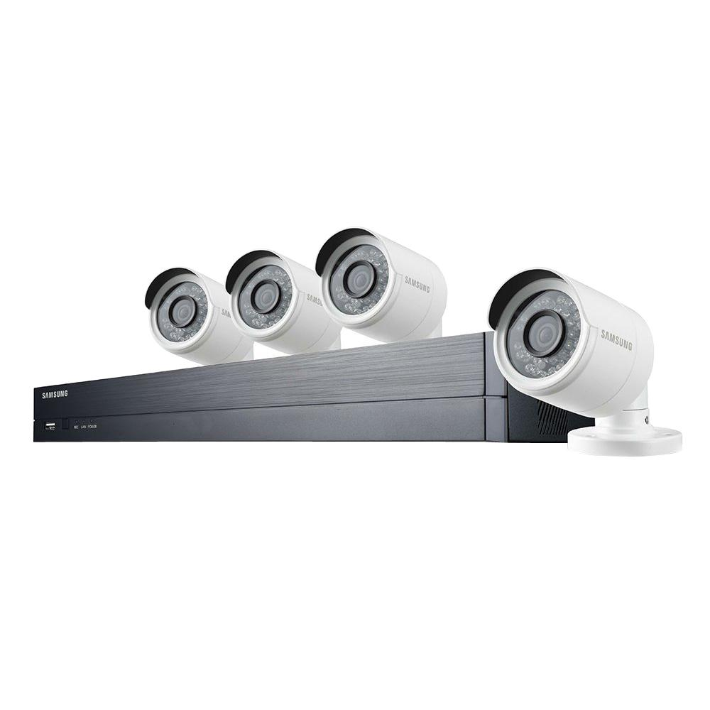 Samsung 1080p Full HD Video Indoor/Outdoor Security System-SDH ...