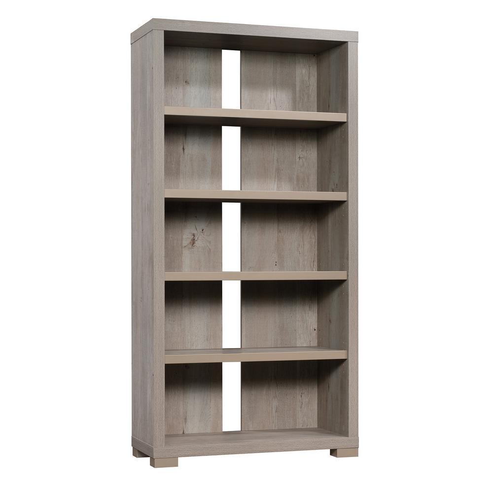 Manhattan Gate Mystic Oak 5-Shelf Bookcase