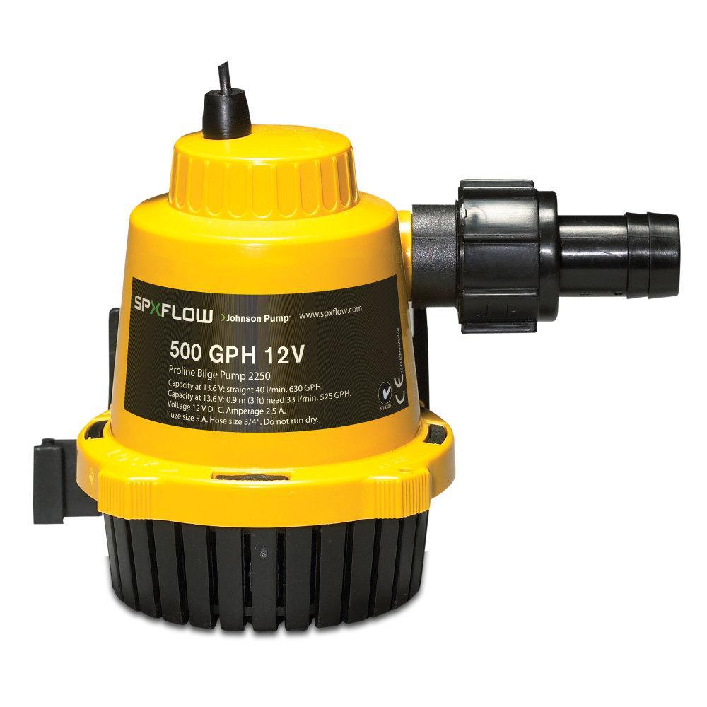 500 GPH Pro-Line Bilge Pump
