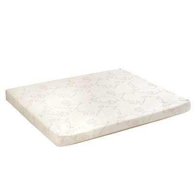 72 in. L x 54 in. W x 4.5 in. Replacement Sleeper Sofa Mattress