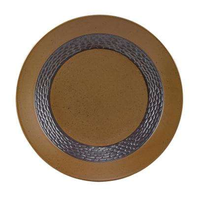 Sawmill Brown Dinner Plate (Set of 4)