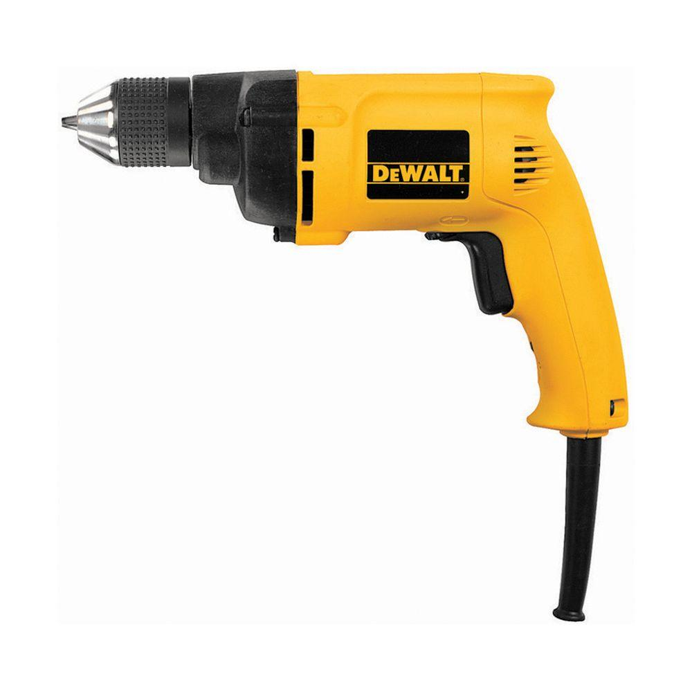 6.7 Amp 3/8 in. Variable Speed Reversing Drill with Keyless Chuck