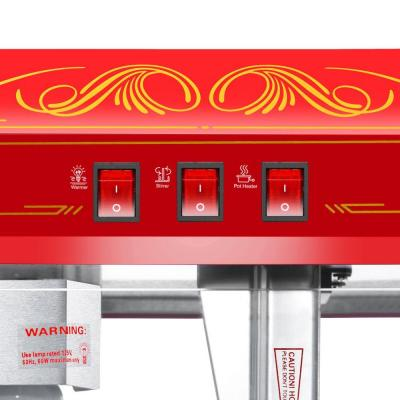 Good Time 8 oz. Red Countertop Popcorn Machine
