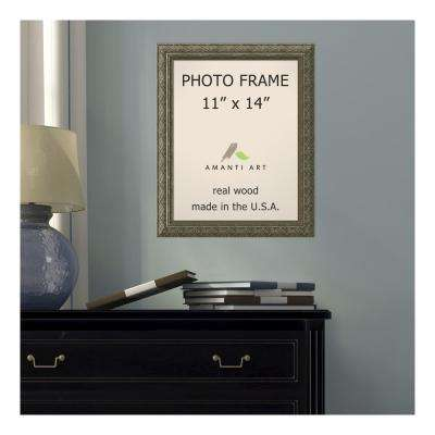 Barcelona 11 in. x 14 in. Gold Champagne Picture Frame