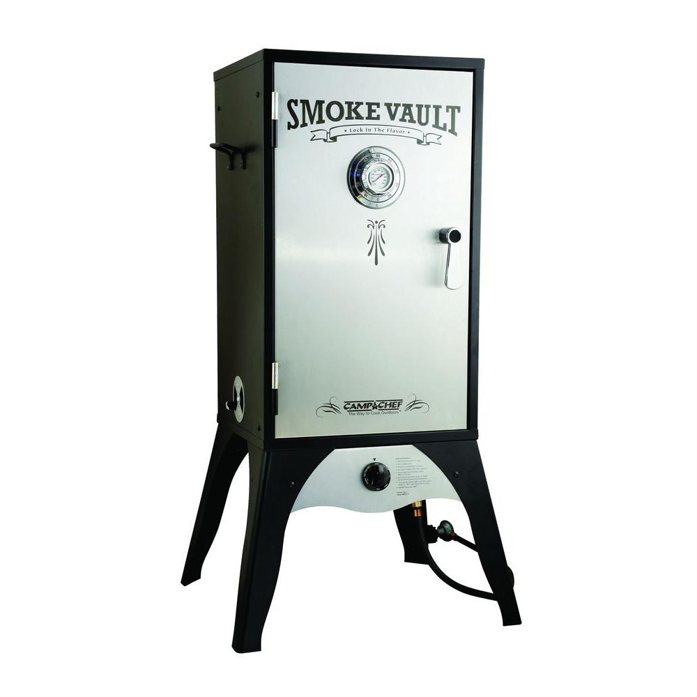 Camp Chef Smoke Vault 18 in. Propane Gas Smoker
