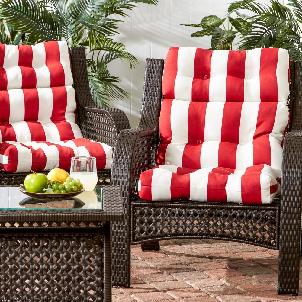 Greendale Home Fashions Cabana Stripe