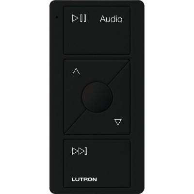 Caseta Wireless Pico Remote for Audio, Works with Sonos, Black