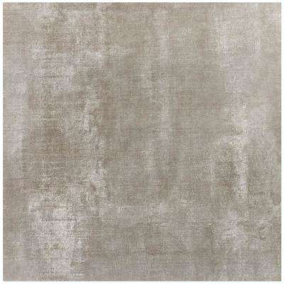 Essential Cement Dark Gray 24 in. x 24 in. 10mm Matte Porcelain Floor and Wall Tile (4-piece 15.49 sq.ft. / box)