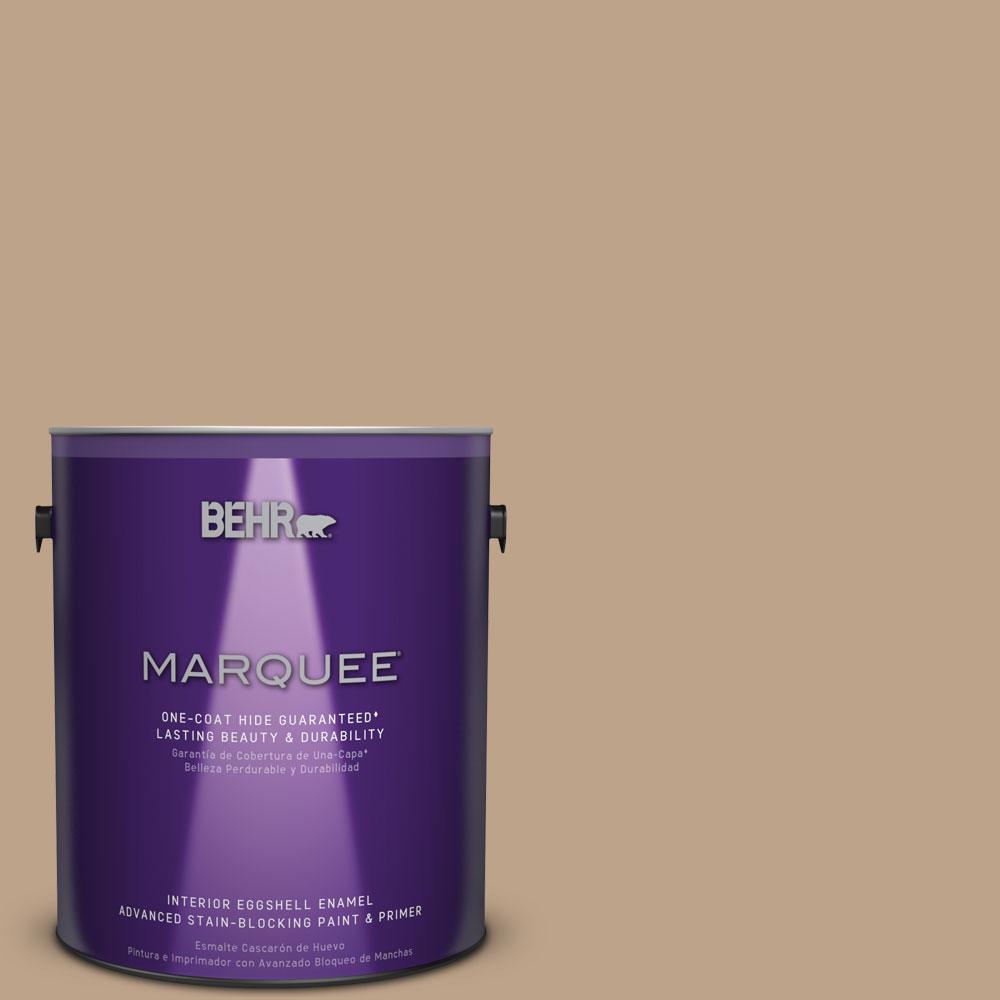 1 gal. #N260-4 Merino One-Coat Hide Eggshell Enamel Interior Paint
