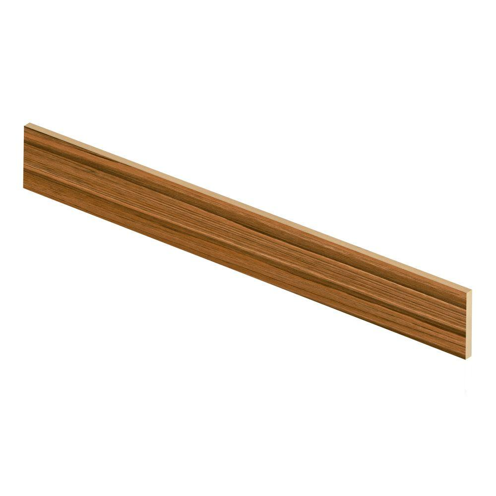 Rosewood 47 in. Long x 1/2 in. Deep x 7-3/8 in. Height Vi...