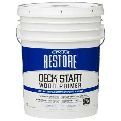 5 gal. Deck Start Wood Primer