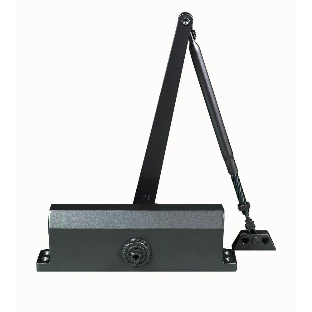 Commercial Door Closer with Backcheck in Duronotic - Size 3