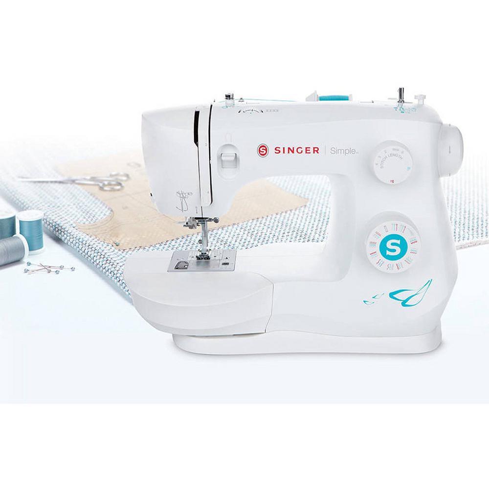 Simple 29-Stitch Sewing Machine