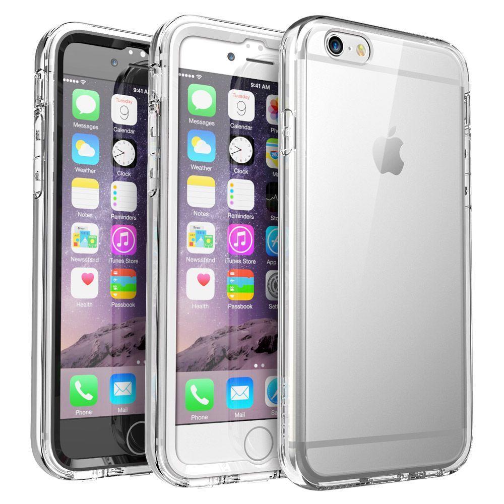 i-Blason SUPCASE Ares Transparent Fullbody Case for iPhone 6 Plus and iPhone 6S Plus