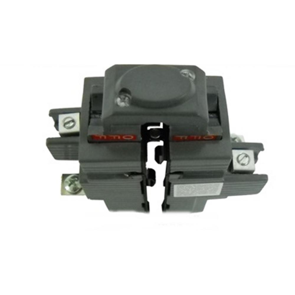 Connecticut Electric 50 Amp 1-1/2 in. 2-Pole Pushmatic Replacement Circuit Breaker