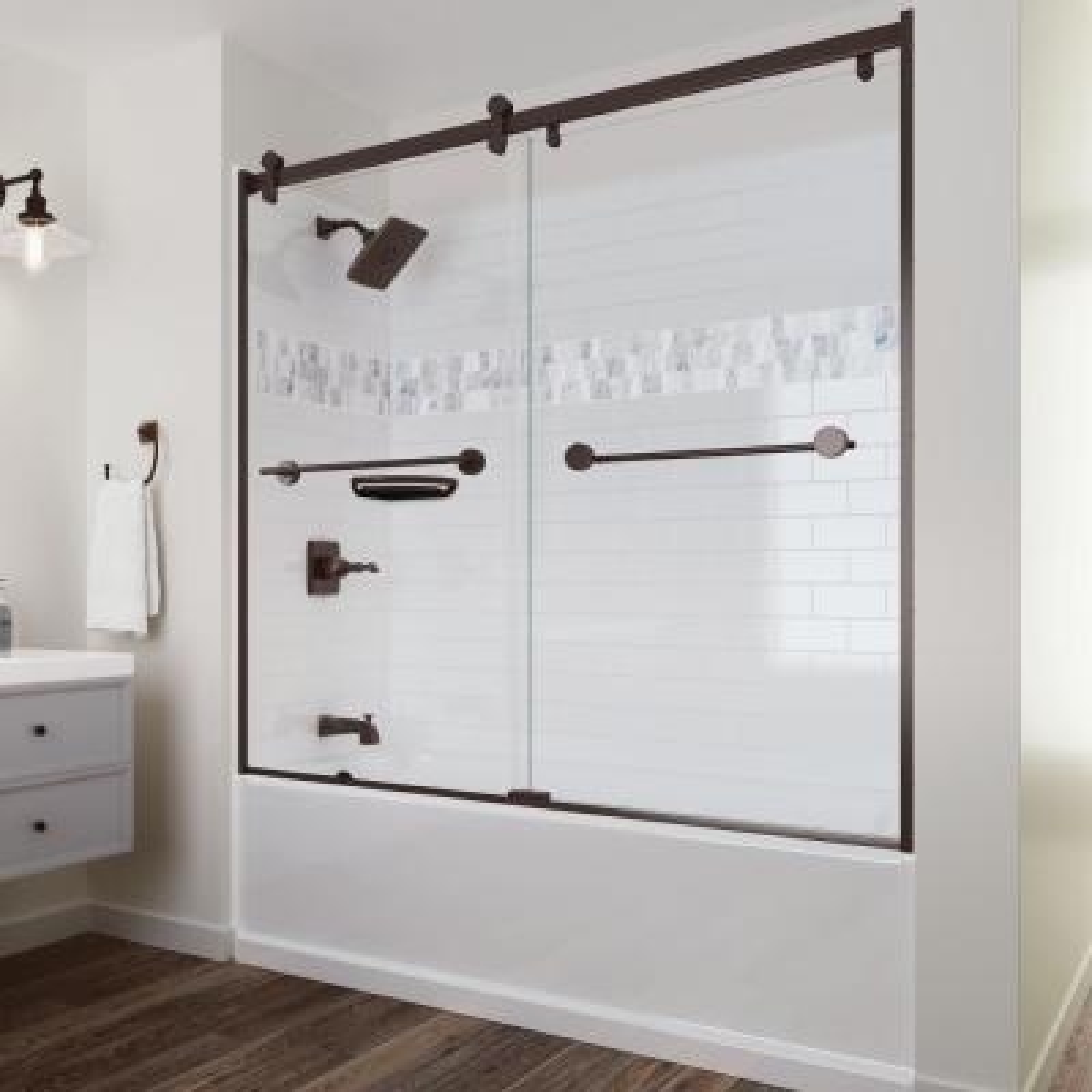Delta Upstile Semi Customizable Shower Collection Bath