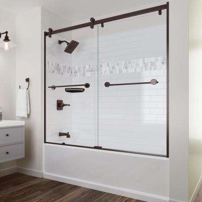 Acrylic - Bathtub Walls & Surrounds - Bathtubs - The Home Depot