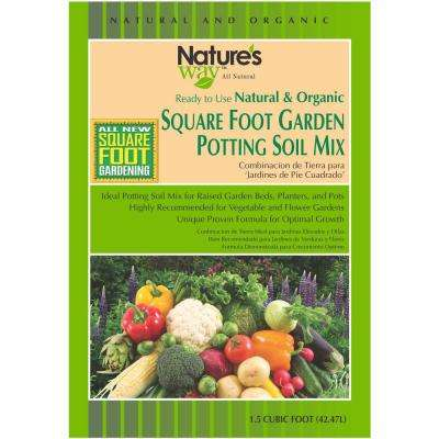 37.5 Qt. Gardening Potting Soil Mix