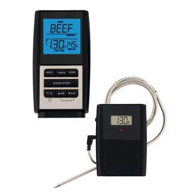 Digital Remote Thermometer with High Heat Probe