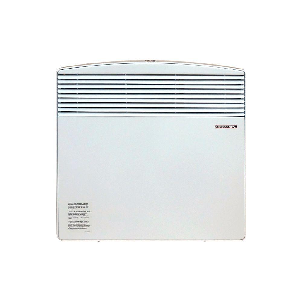 CNS 75-2 E 750-Watt 240V Wall-Mounted Convection Heater