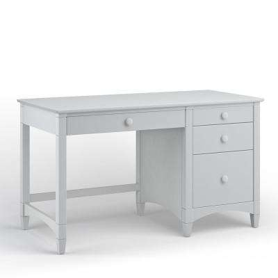 Wood - Gray - Kids Desk - Furniture - The Home Depot
