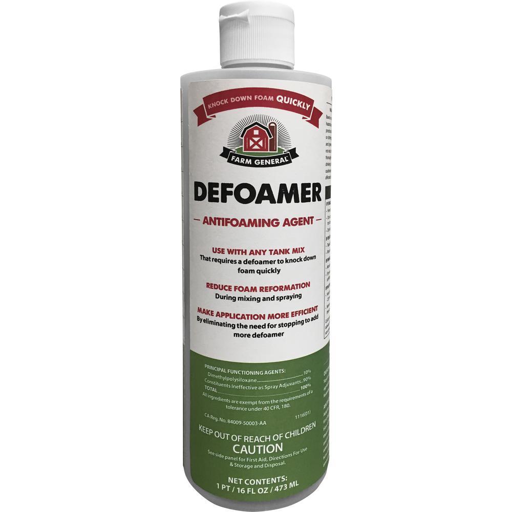 16 oz. Defoamer Antifoaming Agent Spray